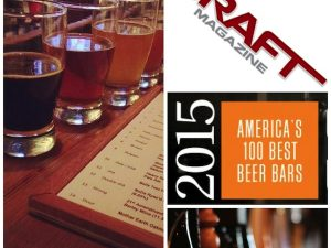 Draft Magazine Top 100 Beer Bars 5 Years in a Row