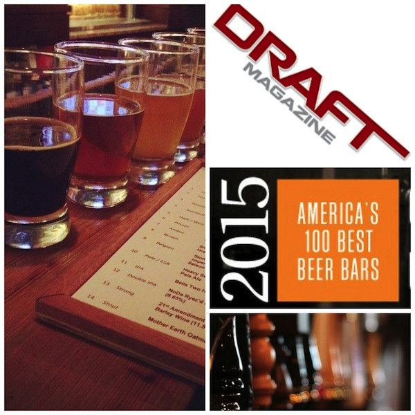 Draft Magazine Top 100 Beer Bars in America